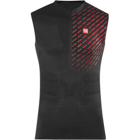 Compressport Trail Running Postural Tank Top Men Black